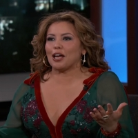 VIDEO: Justina Machado Talks Auditioning for Norman Lear on JIMMY KIMMEL LIVE! Video