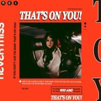 REI AMI Unveils 'THAT'S ON YOU!' Single Photo
