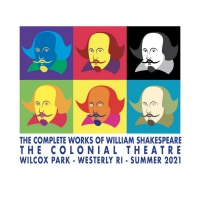 THE COMPLETE WORKS OF WILLIAM SHAKESPEARE (ABRIDGED) to be Presented by Colonial Thea Photo