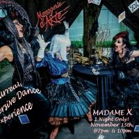 "Dalia Carella Dance Collective & D.webb Designs Presents 'Menagerie D'arte �"" A Surr Photo"