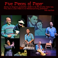 International Holocaust Remembrance Day Event FIVE PIECES OF PAPER Comes To The Matrix Theater