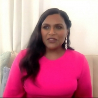 VIDEO: Mindy Kaling Announces Her New Baby on THE LATE SHOW Photo