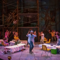 BWW Review: ONCE ON THIS ISLAND at Cincinnati Playhouse In The Park is 'Godlike' Photo