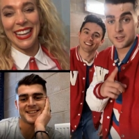 VIDEO: Jodie Steele and Liam Doyle Takeover Our Instagram for HEATHERS Day Photo