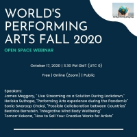 BWW Feature: WORLD'S PERFORMING ARTS Webinar Shares Performing, Health, and Mark Photo
