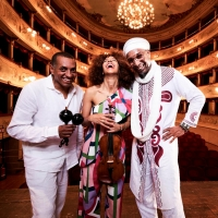 Center for the Art of Performance Presents Aguas Trio