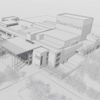 Theatr Clwyd Showcases Initial Designs For Major Redevelopment; Public Consultation Period Announced