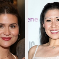 Phillipa Soo, Ruthie Ann Miles & More Featured on OVER THE MOON Film Soundtrack, Out  Photo