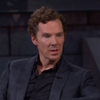VIDEO: Watch Benedict Cumberbatch Try a Brooklyn Accent on JIMMY KIMMEL LIVE!