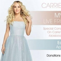 Carrie Underwood's 'My Savior: Live From the Ryman' Streams Globally on Easter Photo