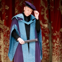 Alan Cumming Returns To The Royal Conservatoire Of Scotland To Receive Honorary Docto Photo
