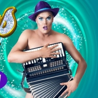 BWW REVIEW: Multi-talented Camp Comic Wunderkind HANS-LIKE A GERMAN Arrives In Darlinghurst in A Blaze Of Sequins For Some Classic Off The Cuff Cabaret