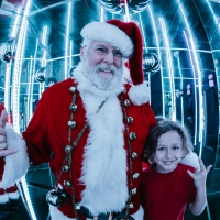 Meet Santa and Discover His Enchanted World at LA's  Largest Immersive Holiday Experience at Wisdome.LA