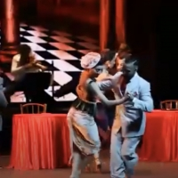 VIDEO: Watch Behind-the-Scenes Footage from I AM TANGO by Tango Lovers
