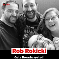 The 'Broadwaysted' Podcast Welcomes THE LIGHTNING THIEF Composer/Lyricist Rob Rokicki