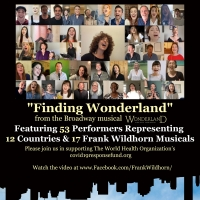 VIDEO: Laura Osnes, Jeremy Jordan, Kerry Ellis, Janet Dacal and More Sing 'Finding Wonderl Photo