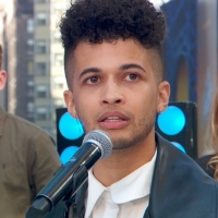 VIDEO: Jordan Fisher Performs 'You Will Be Found' From DEAR EVAN HANSEN on GMA! Photo