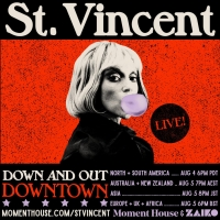 St. Vincent Announces Down And Out Downtown; A Special Live Streamed Concert Photo