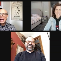 BWW TV: How Danny Burstein and Diana Berrent are Helping Those in Need with Survivor  Photo