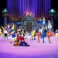 DISNEY ON ICE PRESENTS LET'S CELEBRATE to Perform at UBS Arena at Belmont Park Photo
