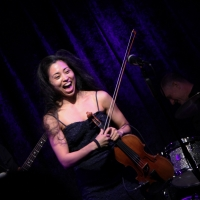 BWW Review: Marissa Licata STRINGS ON FIRE at Birdland Theater Is A Show Aptly Named Photo