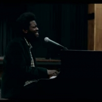 VIDEO: Michael Kiwanuka Performs 'Solid Ground' on THE LATE LATE SHOW Photo