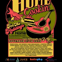 Tune In To HOME COOKIN' FOR THE HOLIDAYS, November 27 Photo