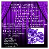 Kingdommtc Announces Virtual Playwrights Salon Series Photo