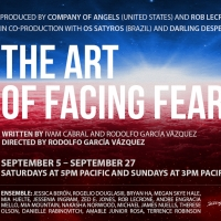 THE ART OF FACING FEAR Comes to the US With All-New American Cast Photo