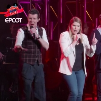 VIDEO: Heidi Blickenstaff, Gavin Lee, and More Perform at Epcot for International Festival of the Arts