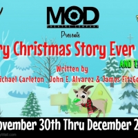 MOD Theatre Company Presents EVERY CHRISTMAS STORY EVER TOLD (AND THEN SOME) Photo