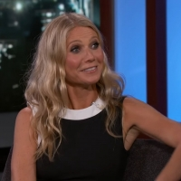 VIDEO: Gwenyth Paltrow Talks Strange Goop Products on JIMMY KIMMEL LIVE!