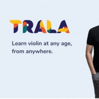 Music Education App Trala Partners With Superstar Violinist Joshua Bell Photo