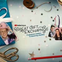 YouTube Originals Announces Holiday Extravaganza THE GREAT GIFT EXCHANGE Photo