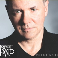 Peter Karp Will Release 'Magnificent Heart' on May 8th