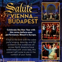 Coral Springs Center for the Arts To Livestream SALUTE TO VIENNA AND BUDAPEST New Yea Photo
