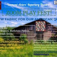 Vermont Actors' Repertory Theatre Presents A: ZOOM PLAY FEST Photo