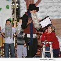 The Open Book Theatre Presents THE LAST CHRISTMAS OF EBENEZER SCROOGE