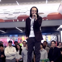 Broadway Rewind: Lin-Manuel Miranda Announces HAMILTON's Transfer Uptown to Broadway! Photo