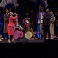Exclusive Video: Regina Belle And Norm Lewis Sing 'A Whole New World' At D23's A Musical Celebration of ALADDIN