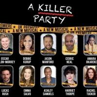 Rachel Tucker, Oscar Conlon-Morrey, Debbie Kurup, Jason Manford & More Announced for  Photo