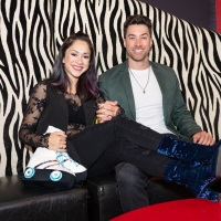 Diana DeGarmo and Ace Young Will Lead HIT HER WITH THE SKATES at the Royal George The Photo