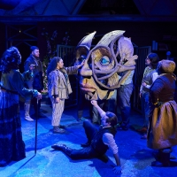 BWW Review: THE SORCERER'S APPRENTICE  at Southwark Playhouse Photo