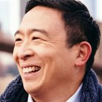 Andrew Yang Comes to Comedy Works South, October 19 Photo