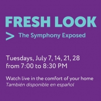California Symphony Goes Online with FRESH LOOK—THE SYMPHONY EXPOSED Photo