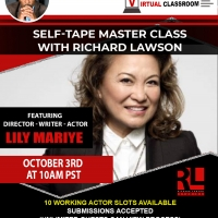 The Richard Lawson Studios Master Classes Continue With Artist Lily Mariye Photo