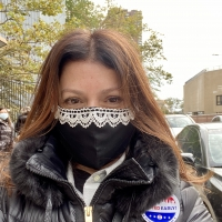 BWW Feature: Cabaret and Concert Artists Flock To Polls For Early Voting Photo
