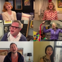 VIDEO: Annaleigh Ashford, Norbert Leo Butz, John Mulaney, and More Take Part in New S Video