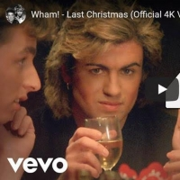 Wham! Releases 4K Video for 'Last Christmas'