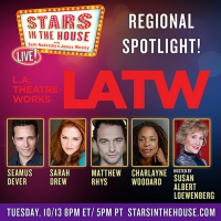 STARS IN THE HOUSE to Spotlight L.A Theatre Works With Seamus Dever, Sarah Drew, Matthew R Photo